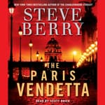 The Paris Vendetta by  Steve Berry audiobook