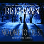 No One to Trust by  Iris Johansen audiobook