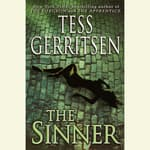 The Sinner by  Tess Gerritsen audiobook