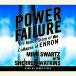 Power Failure by  Mimi Swartz audiobook