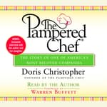 The Pampered Chef by  Doris Christopher audiobook