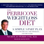 The Perricone Weight-Loss Diet by  Nicholas Perricone MD audiobook