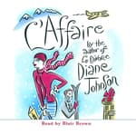 L'Affaire by  Diane Johnson audiobook