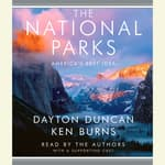 The National Parks by  Dayton Duncan audiobook