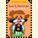 Junie B. Jones #24: BOO...and I MEAN It! by  Barbara Park audiobook