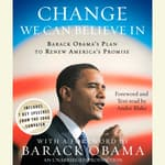 Change We Can Believe In by  Obama for Change audiobook