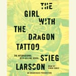 The Girl with the Dragon Tattoo by  Stieg Larsson audiobook