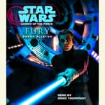 Star Wars: Legacy of the Force: Fury by  Aaron Allston audiobook