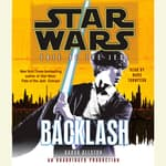 Backlash: Star Wars (Fate of the Jedi) by  Aaron Allston audiobook
