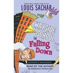 Wayside School is Falling Down by  Louis Sachar audiobook