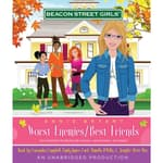 Beacon Street Girls #1: Worst Enemies/Best Friends by  Annie Bryant audiobook