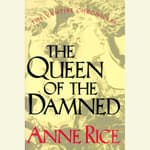 The Queen of the Damned by  Anne Rice audiobook