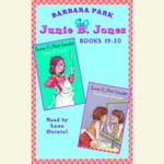 Junie B. Jones: Books 19-20 by  Barbara Park audiobook