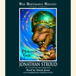 The Bartimaeus Trilogy, Book Three: Ptolemy's Gate by  Jonathan Stroud audiobook