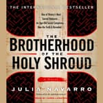 The Brotherhood of the Holy Shroud by  Julia Navarro audiobook