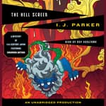 The Hell Screen by  I. J. Parker audiobook