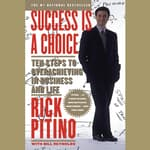 Success Is a Choice by  Rick Pitino audiobook