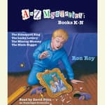 A to Z Mysteries: Books K-N by  Ron Roy audiobook