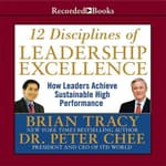 12 Disciplines of Leadership Excellence by  Brian Tracy audiobook