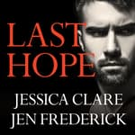 Last Hope by  Jen Frederick audiobook