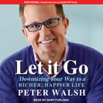 Let It Go by  Peter Walsh audiobook