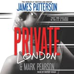 Private London by  Mark Pearson audiobook
