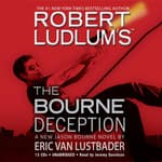 Robert Ludlum's The Bourne Deception by  Eric Van Lustbader audiobook