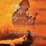 Sherlock Holmes and the Ghosts of Bly by  Donald Thomas audiobook