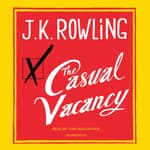 The Casual Vacancy by  J. K. Rowling audiobook