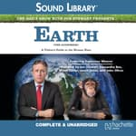 Earth (the Audiobook) by  Jon Stewart audiobook