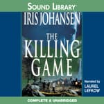 The Killing Game by  Iris Johansen audiobook