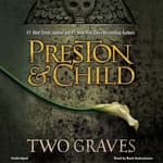Two Graves by  Douglas Preston audiobook
