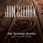 The Faraway Drums by  Jon Cleary audiobook