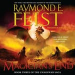 Magician's End by  Raymond E. Feist audiobook