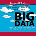 Big Data by  Viktor Mayer-Schönberger audiobook