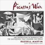 Picasso's War by  Russell Martin audiobook