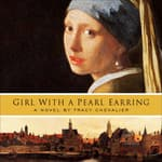 Girl with a Pearl Earring by  Tracy Chevalier audiobook