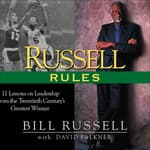 Russell Rules by  Bill Russell audiobook
