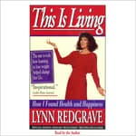 This Is Living by  Lynn Redgrave audiobook
