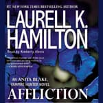 Affliction by  Laurell K. Hamilton audiobook