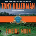 Finding Moon by  Tony Hillerman audiobook