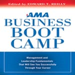AMA Business Boot Camp by  Edward T. Reilly Editor audiobook