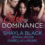 The Edge of Dominance by  Shayla Black audiobook
