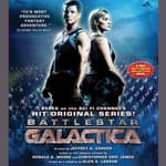 Battlestar Galactica by  Jeffrey A. Carver audiobook