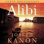 Alibi by  Joseph Kanon audiobook