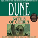 Dune: The Battle of Corrin by  Kevin J. Anderson audiobook
