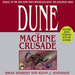 Dune: The Machine Crusade by  Kevin J. Anderson audiobook