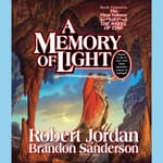 A Memory of Light by  Brandon Sanderson audiobook