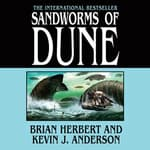 Sandworms of Dune by  Kevin J. Anderson audiobook