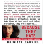 Because They Hate by  Brigitte Gabriel audiobook